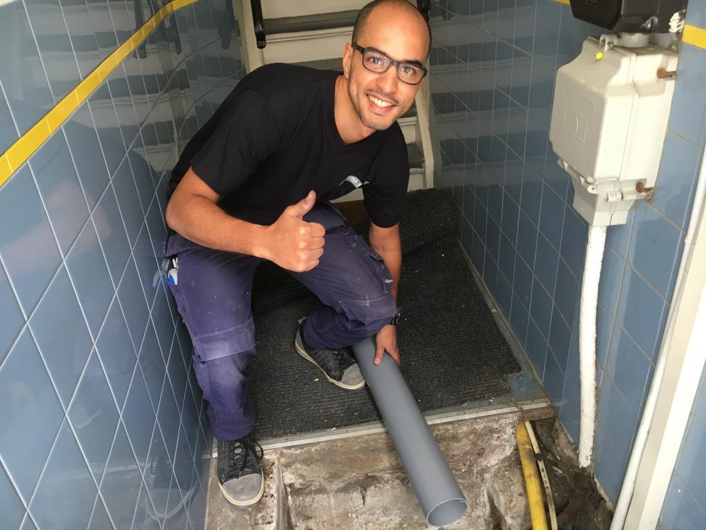 Loodgieter Hamza